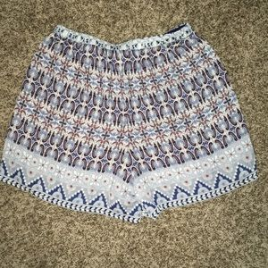 Flow-y shorts